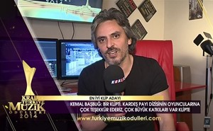 Kral Müzik Ödülleri 2014 Adayları - Kemal Başbuğ